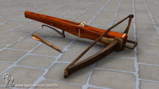 How To Make Crossbow