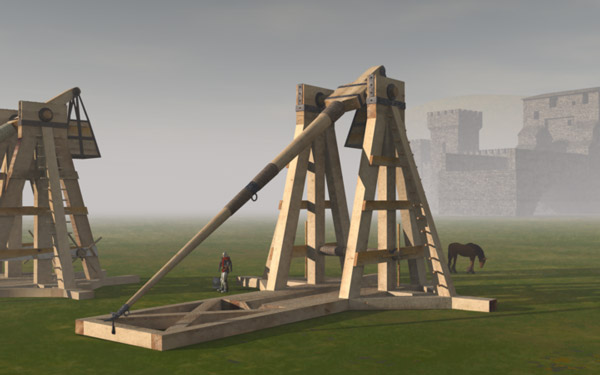 The Trouble with Trebuchets video
