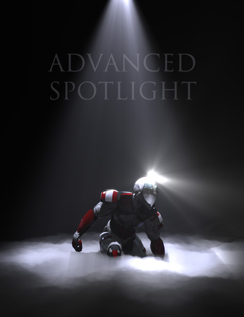 Age of Armour - Documentation for the use of the Advanced Spot Light
