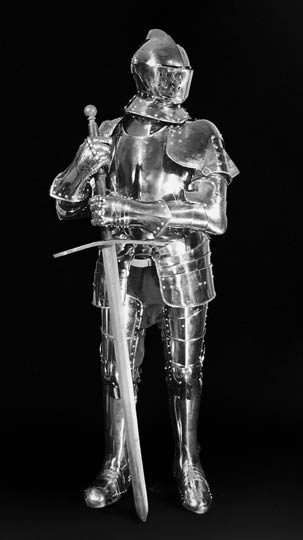 16th century tournament armour