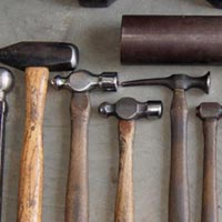 Armour making tools