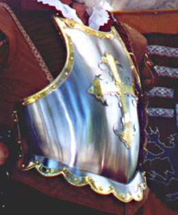 Spanish Breastplate