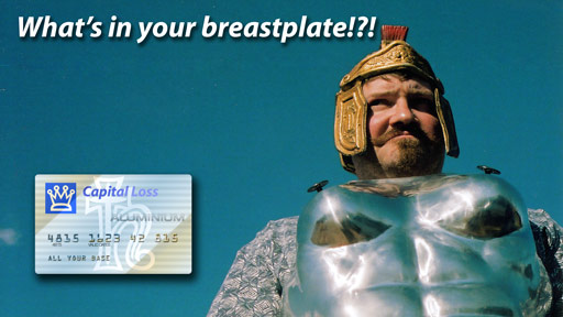 Whats in your breastplate?
