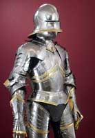 Gothic Armour Of Archduke Sigismund
