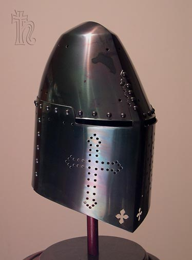 Great Helm - Age of Armour