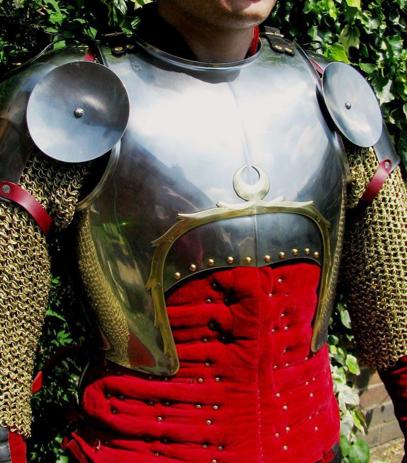 heroic armour of the 15th century age of armour